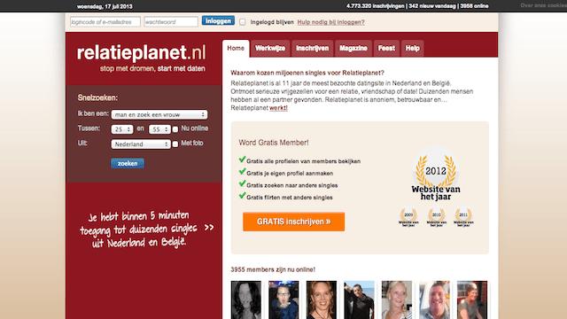 Knuz.nl is een 100 gratis datingsite